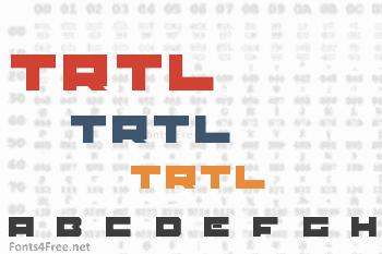 TRTL Font