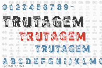 Trutagem Font