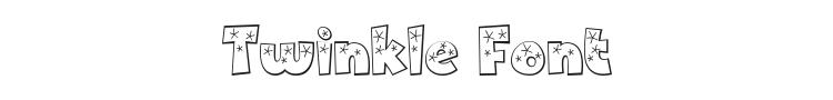 Twinkle Font