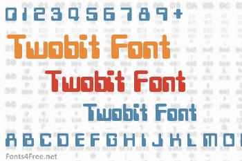 Twobit Font