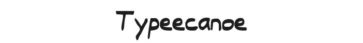 Typeecanoe Font Preview