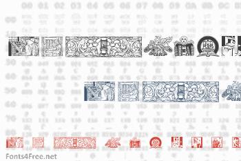 TypographyTribute Font