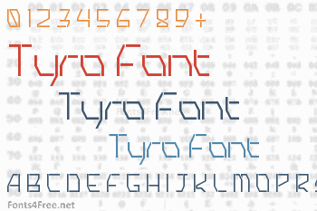 Tyro Font