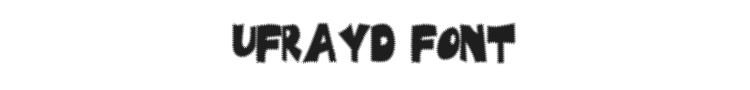 Ufrayd Font