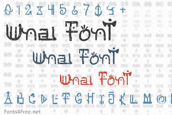 Unai Font