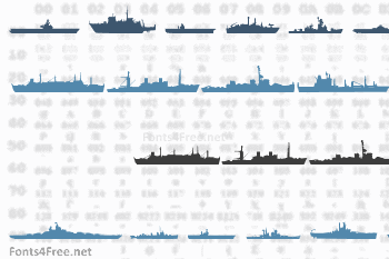 US Navy Font