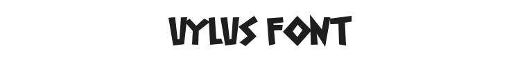 Uylus Font