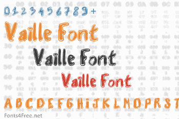 Vaille Font