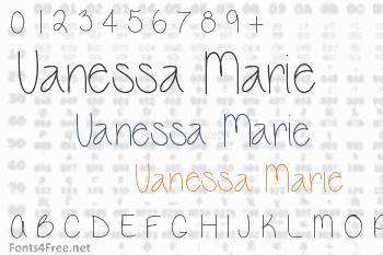 Vanessa Marie Font