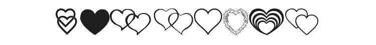 Vanlentines Day Font