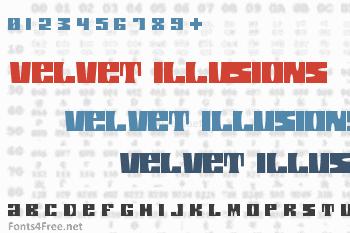 Velvet Illusions Font