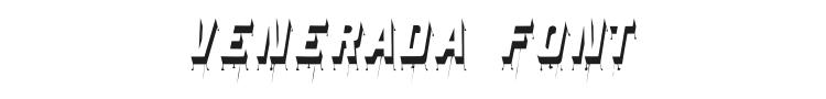 Venerada Font Preview