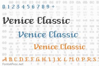 Venice Classic Font