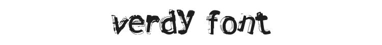Verdy Font