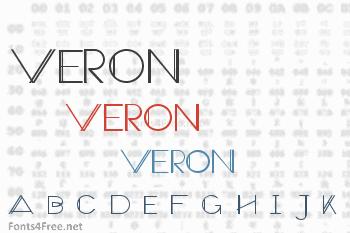 Veron Font