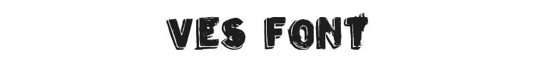 Ves Font Preview