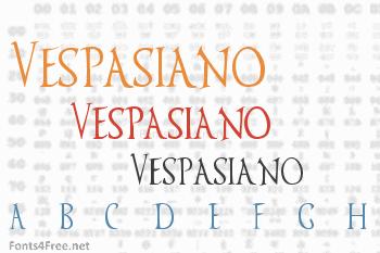 Vespasiano Font
