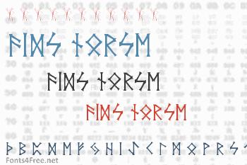 Vids Norse Font