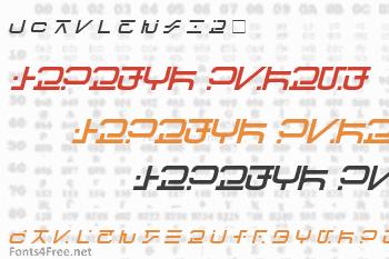Visitor Script Font