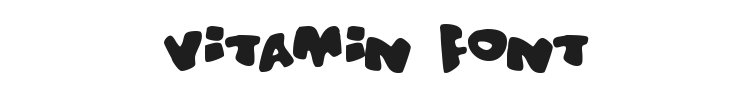 Vitamin Font