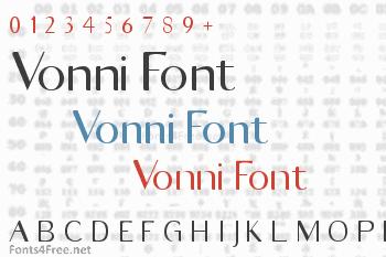 Vonni Font