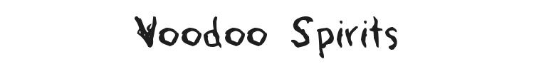 Voodoo Spirits Font