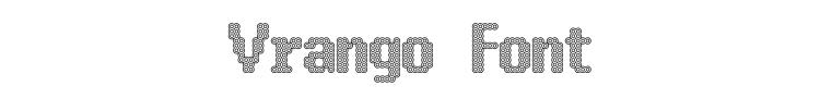 Vrango Font