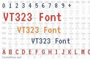 VT323 Font