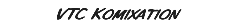 VTC Komixation