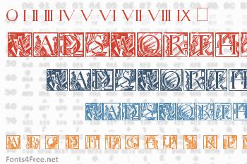 Wadsworths Industria Font