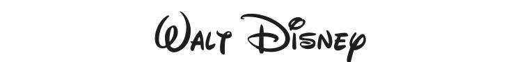 Waltograph Font Preview