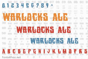 Warlocks Ale Font
