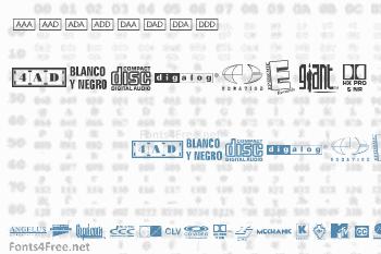 Warner Logo Font Nine Font