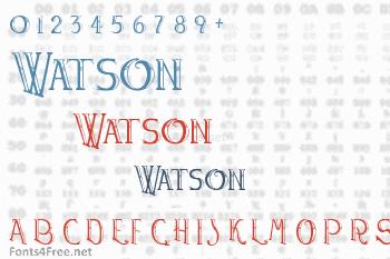Watson Font