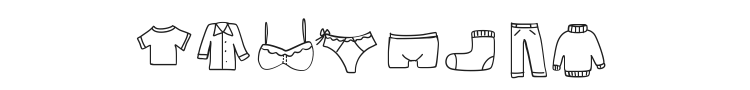 Webdesign Free Icons Font