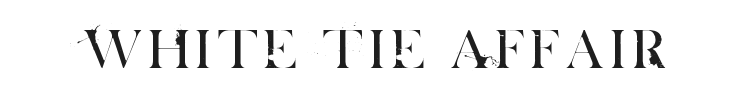 White Tie Affair Font