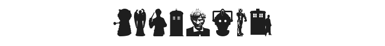 Whovian Font
