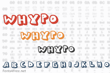 Whypo Font