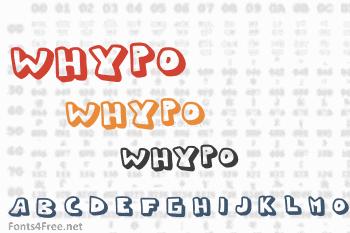 Whypo Font