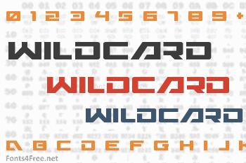 Wildcard Font