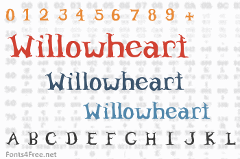 Willowheart Font