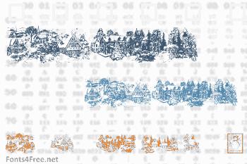 Winter Wonderland Font