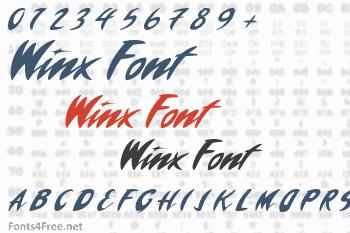 Winx Font