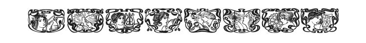 Women Font Preview