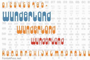 Wunderland Font