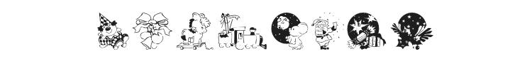 Xmas Promotions Symbols