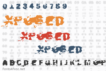 Xposed Font