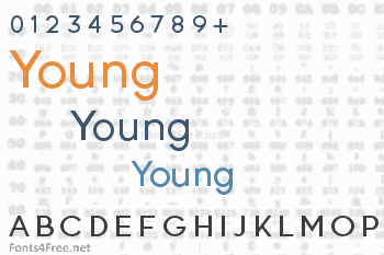 Young Font
