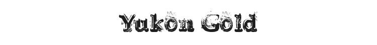 Yukon Gold Font