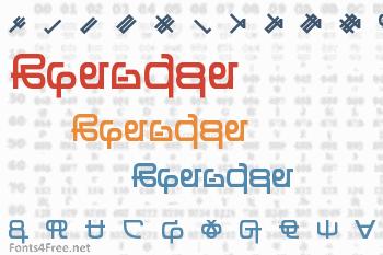 Zentran Font